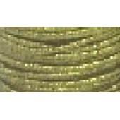 Elastico roliço metalizado diametro: 1,8 mm  rolo c/ 50 mts (ref.05r)