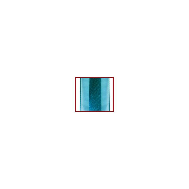 Fita voil/cetim helo vc/ i 22 mm c/ 9,14mts