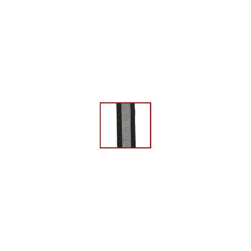 Fita voil/cetim helo vc/ii 9,5mm c/ 10 mts