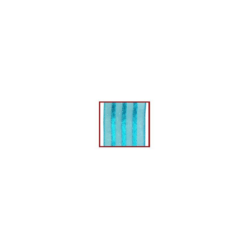 Fita voil/cetim helo vc/iii 22mm c/ 10mts