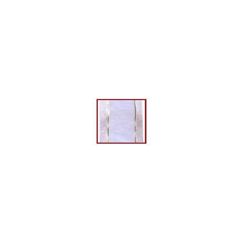 Fita voil/cetim/metalica helo cvm 22mm c/ 9,14mts