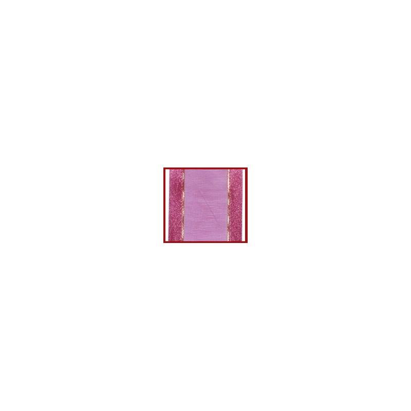 Fita voil/cetim/metalica helo cvm 9,5mm c/ 10mts