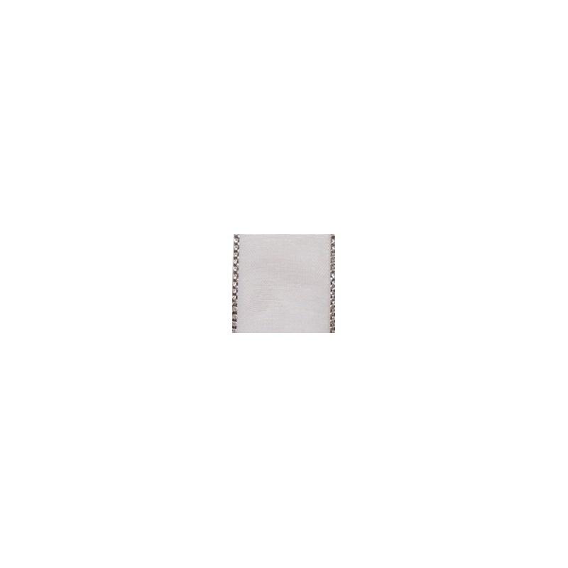 Fita  voil/metalica helo vm 9,5mm c/ 10 mts