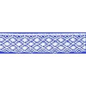 Renda algodao 466844 larg. 2,20cm pç c/ 20 mts