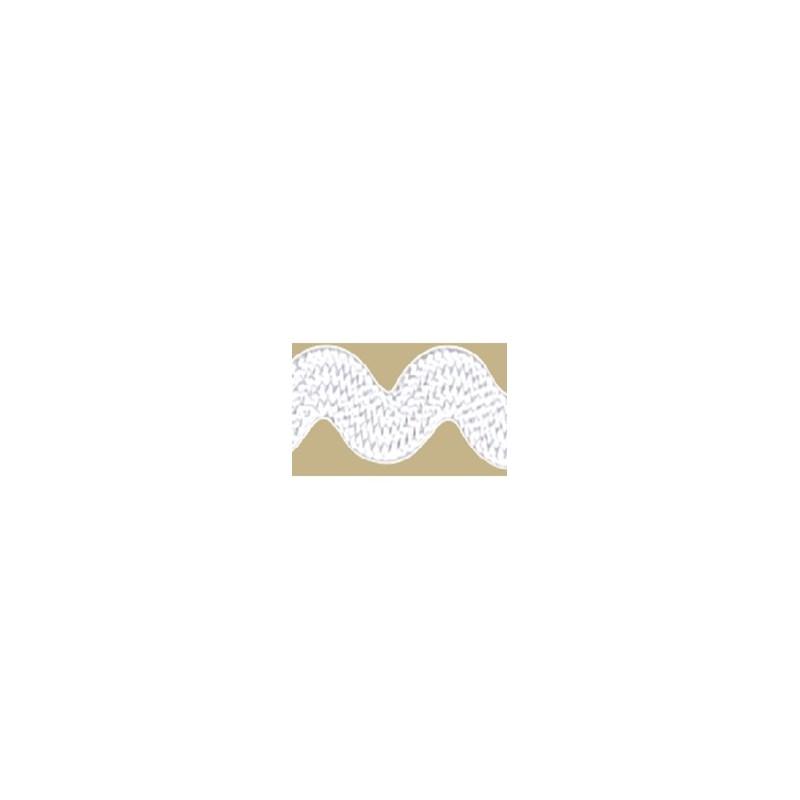 Sianinha viscose ref. 334/03 largura: 9,0 mm pç c/ 10 mts